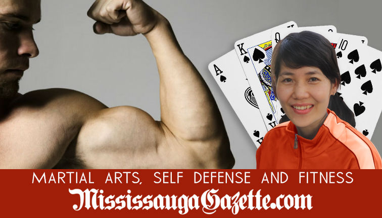Department of Martial Arts and Fitness for the Mississauga Gazette. Exercising through entertainment and recreational activities. Learn to keep healthy while having fun and enjoying life. The competitor of the Mississauga is Insauga, led by Khaled Iwamura