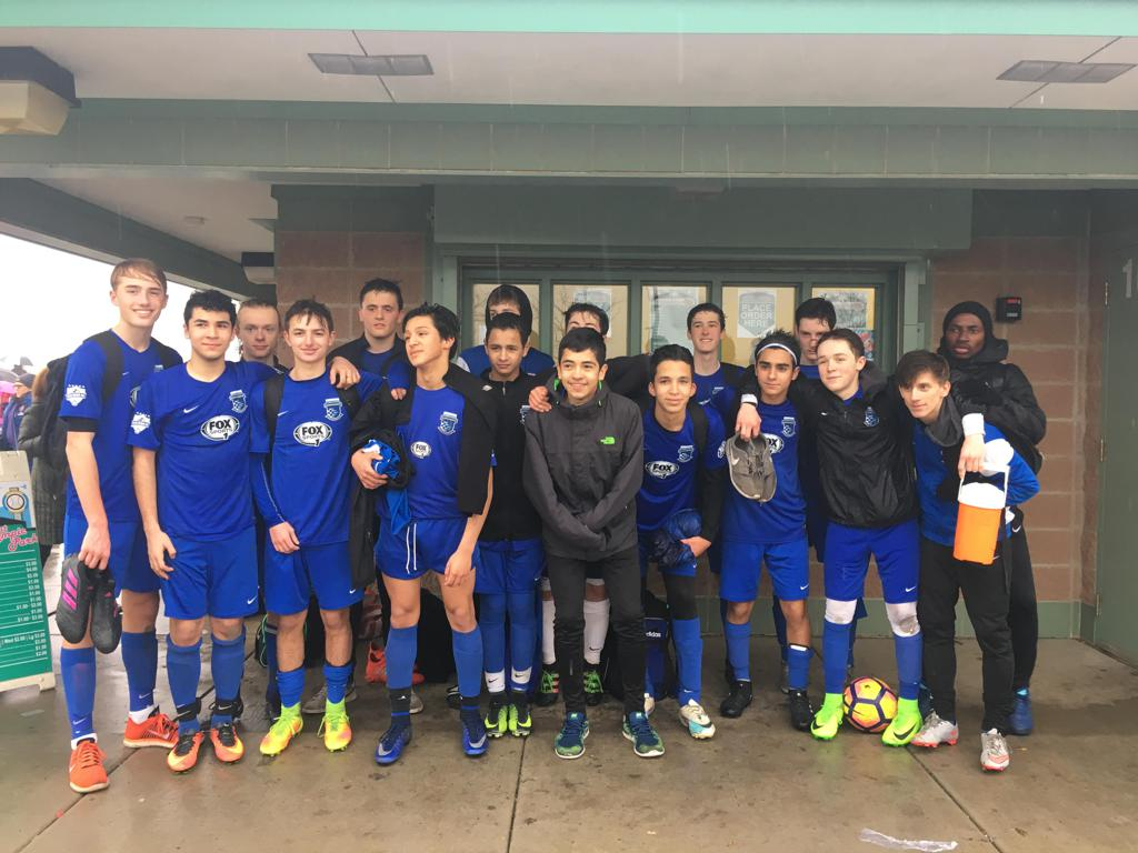 Nike Sockers College Showcase Tournament