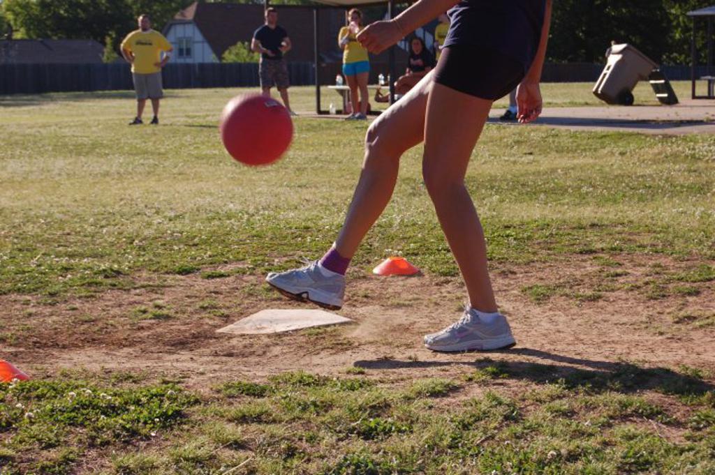 Tulsa Coed Kickball