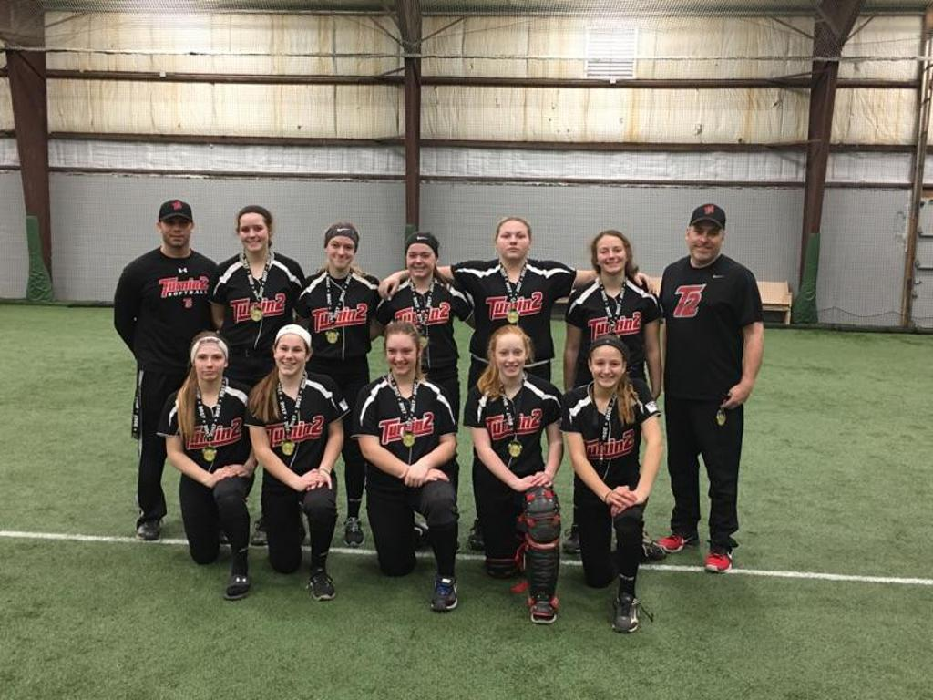 13U Springer/Cardona * RAW Athletics Invitational Runner Up* New Castle, PA