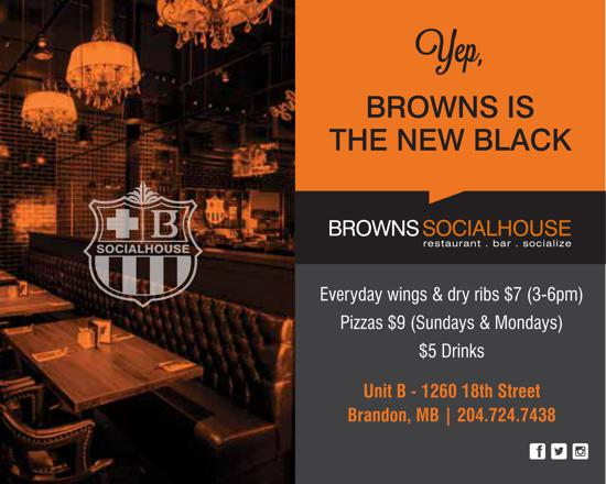 Browns Socialhouse Brandon