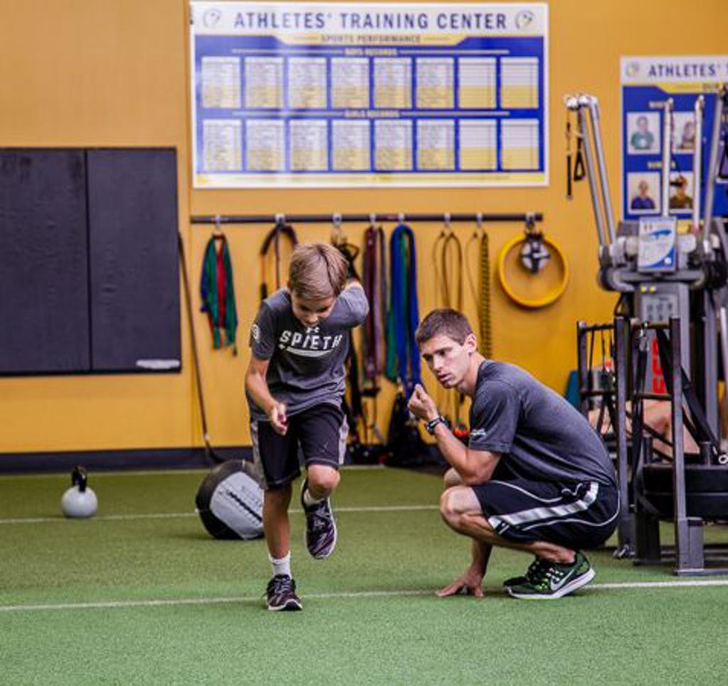 Football Strength Training with Coach Trenton Clausen