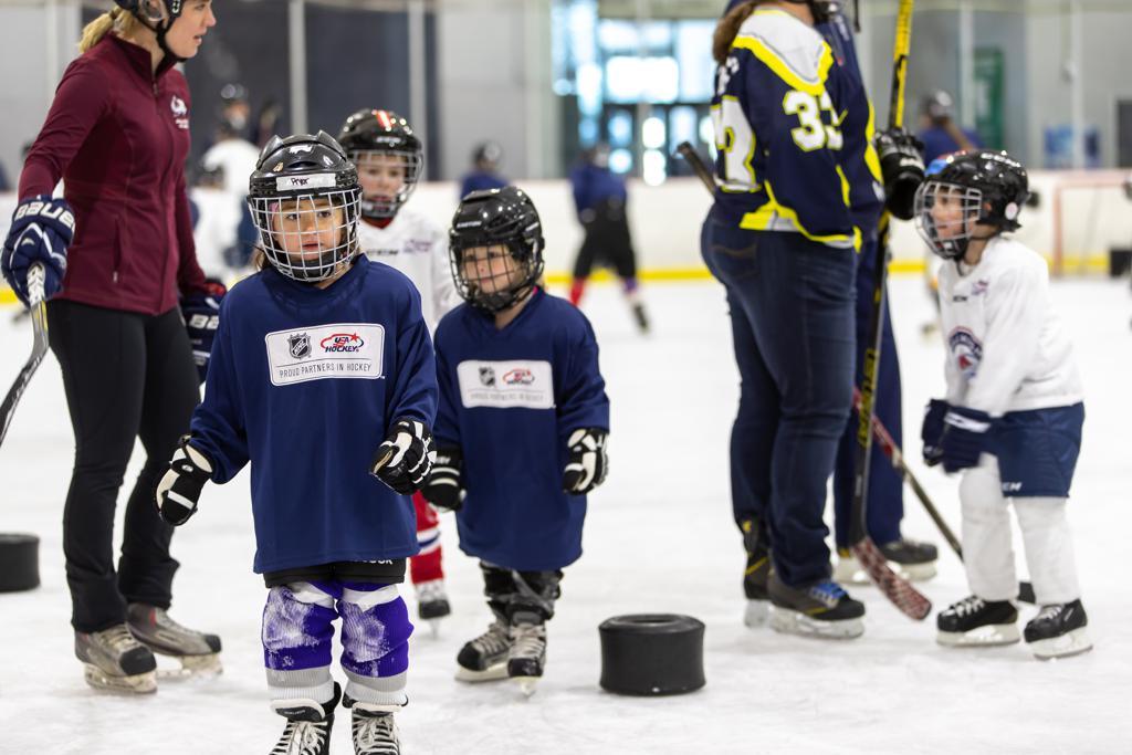 Girls Hockey Colorado Try Hockey For Free