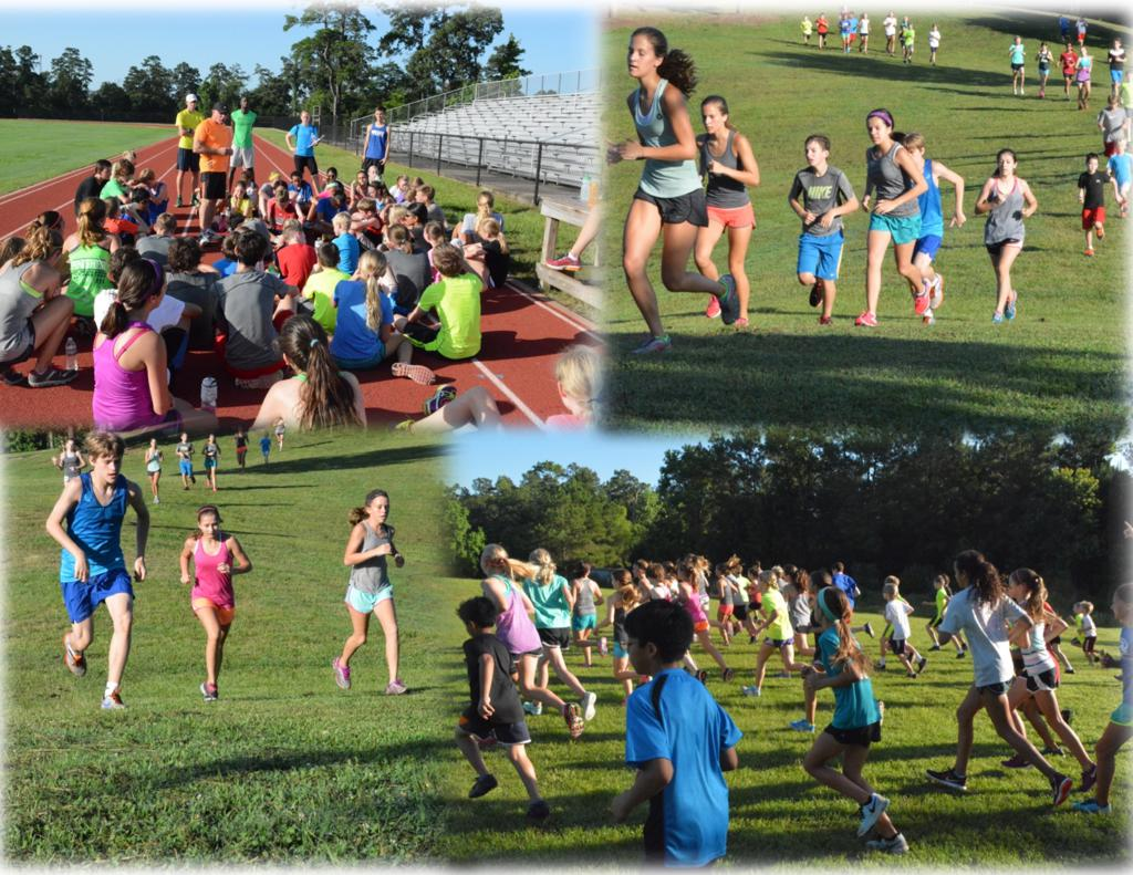 Team Green Cross Country Camp