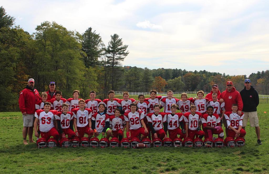 2016 C Team - Walsh Division Champions