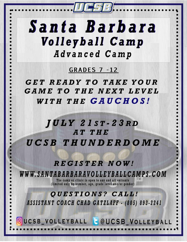 Volleyball Summer Camp Ideas!