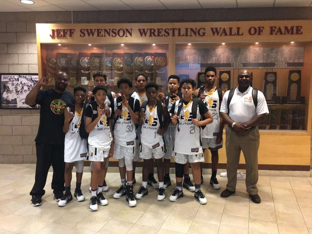 Team GetShook 13U wins Gold Championship