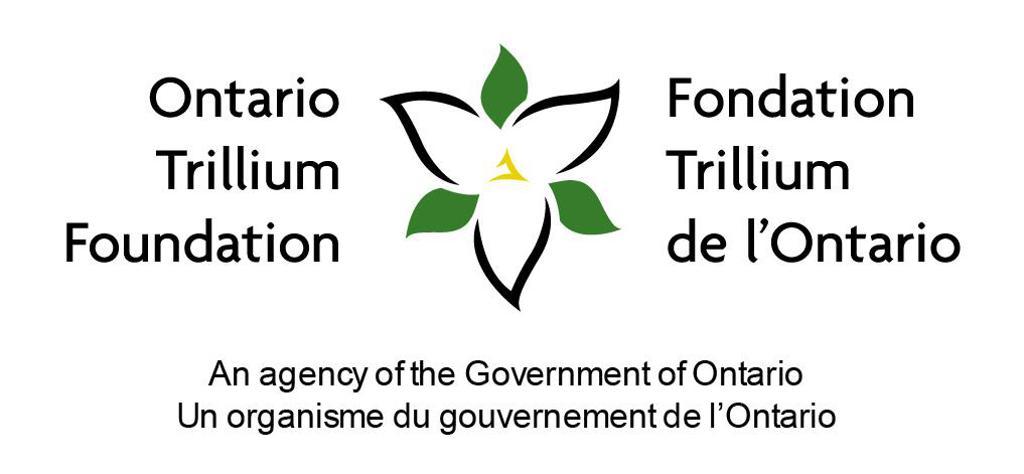 Official logo of the Ontario Trillium Foundation