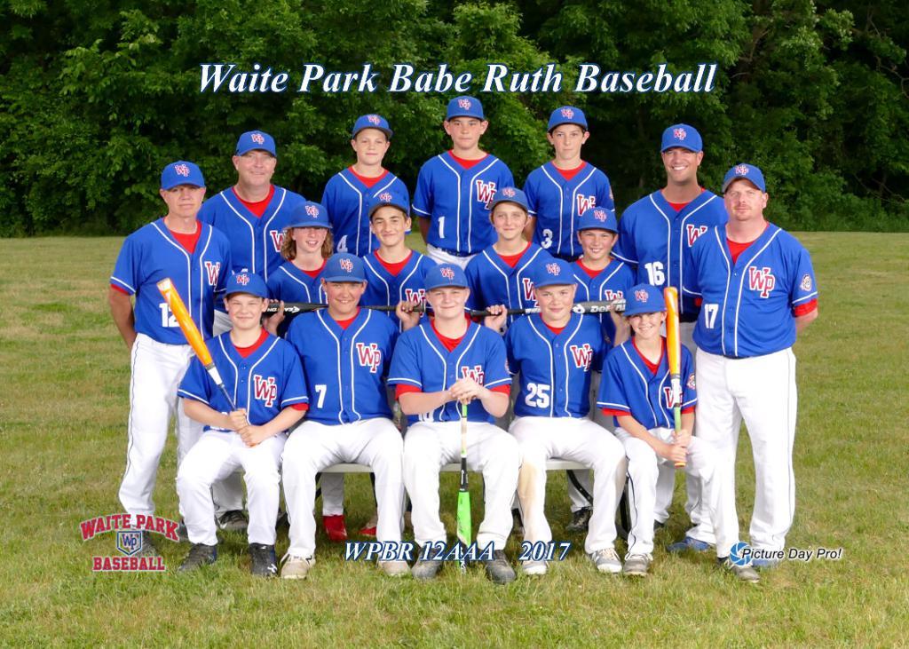 12AAA Blue Baseball