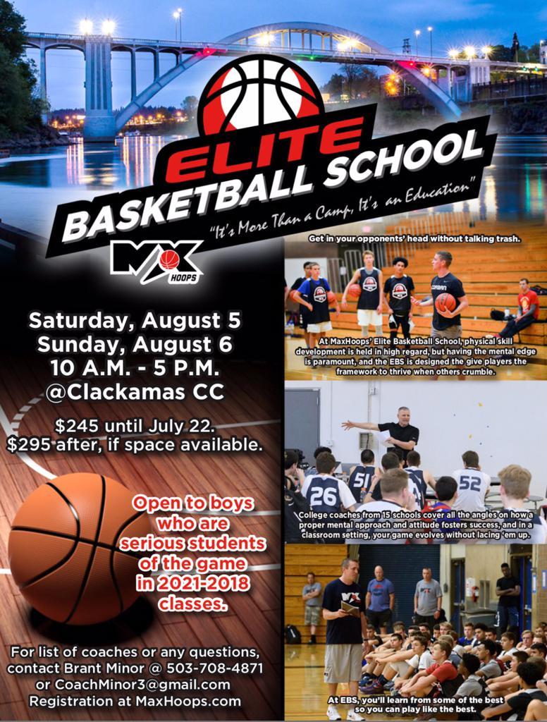 Elite Basketball School