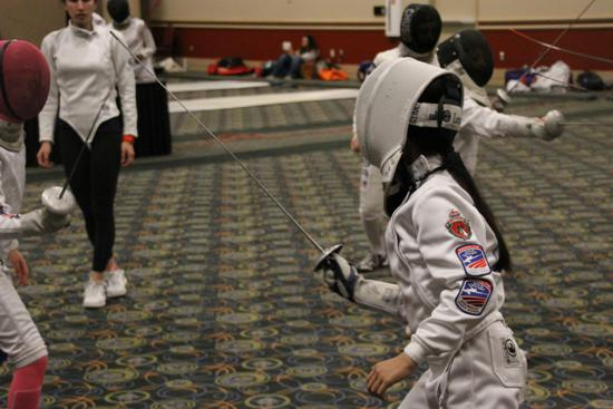 Long Beach Fencing World Cup