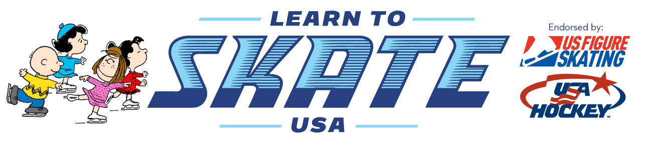 Image of Skating Lessons, Learn to Skate logo