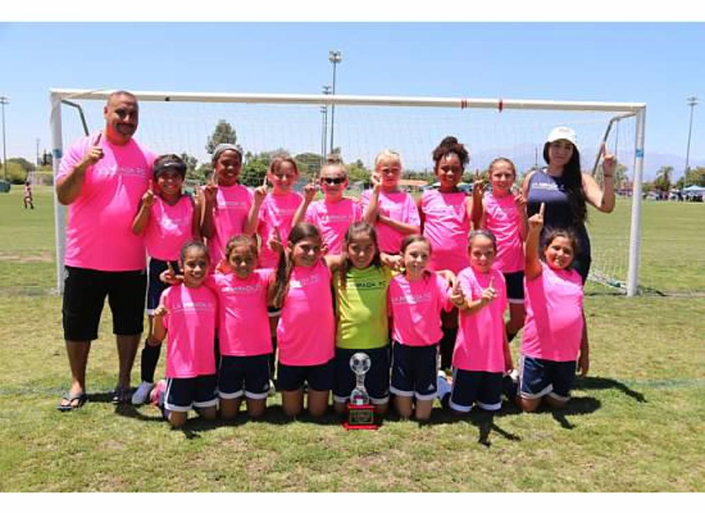 G07 Spring Cup Champions 2017