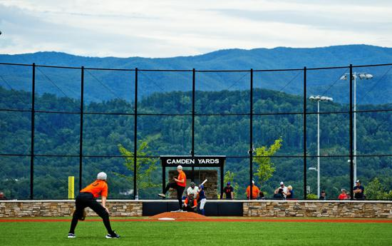 Facilities - Pigeon Forge, TN | The Ripken Experience