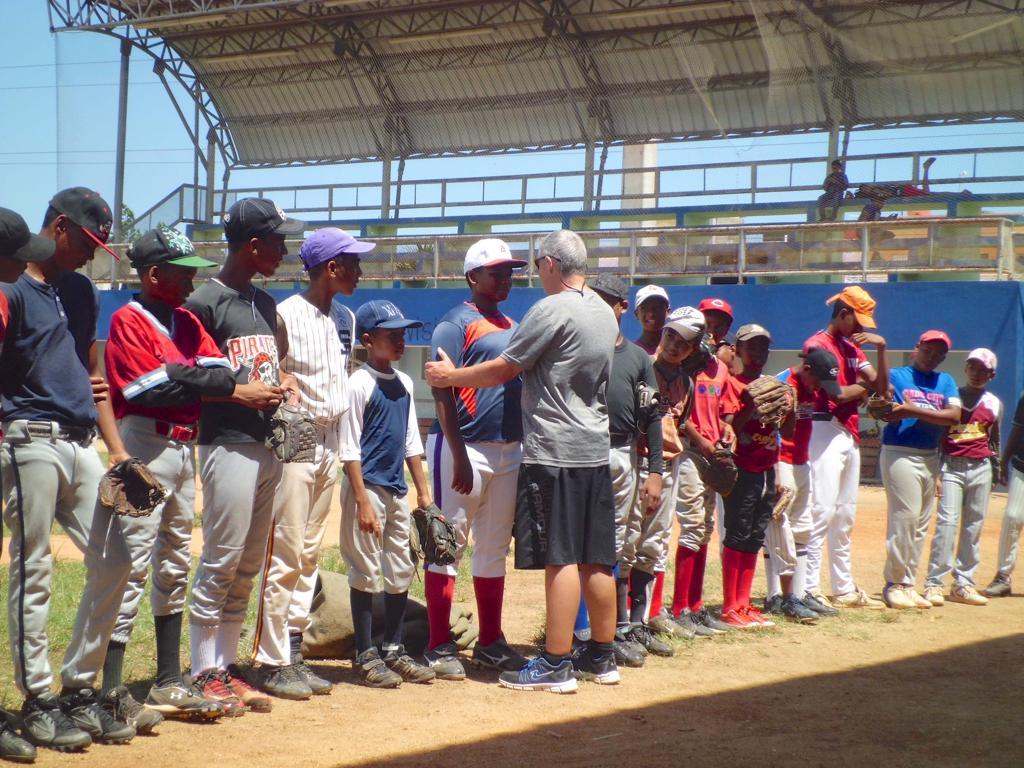 Baseball Academy Dominican Republic