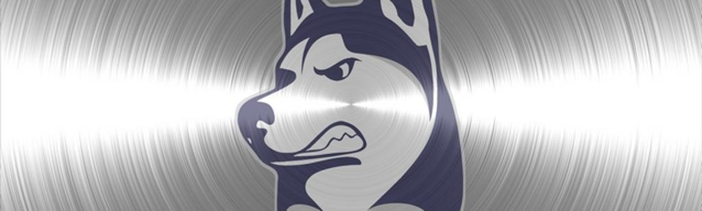 heritage husky banner graphic