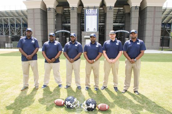Marietta Middle School Coaching Staff