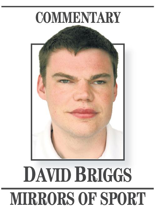 David Briggs mug