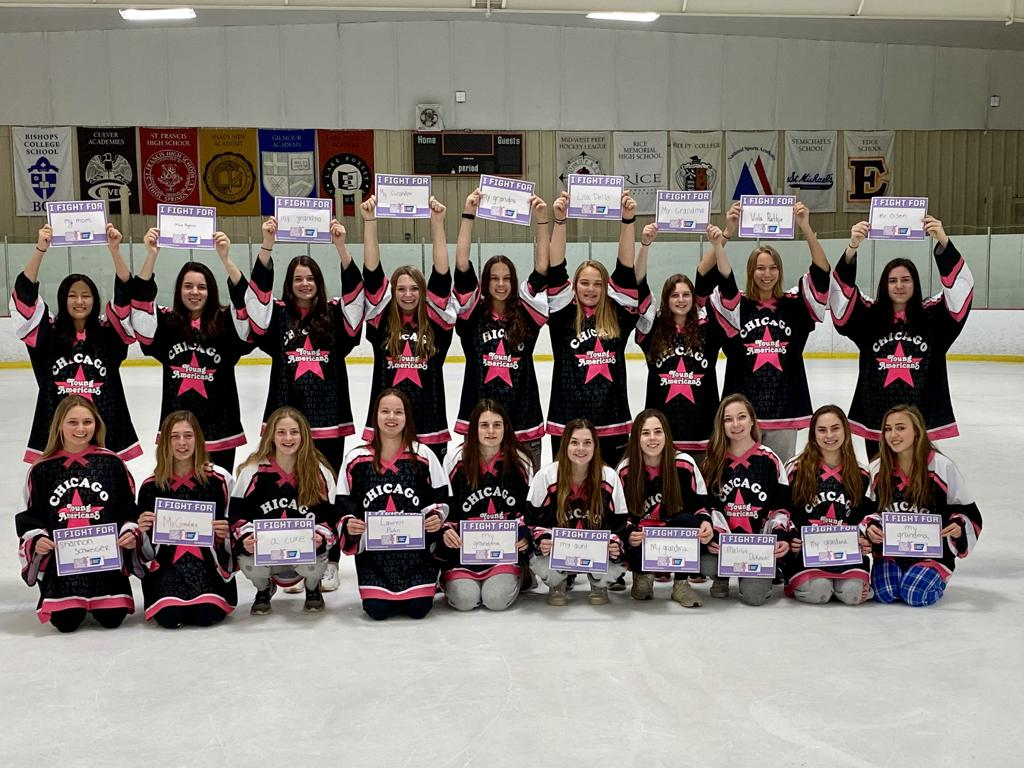 Pink the Rink - Donate for a Good Cause