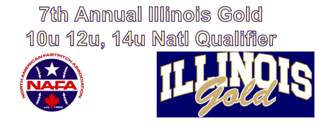 IL Gold Softball 10u 12u 14u Fall Tournament