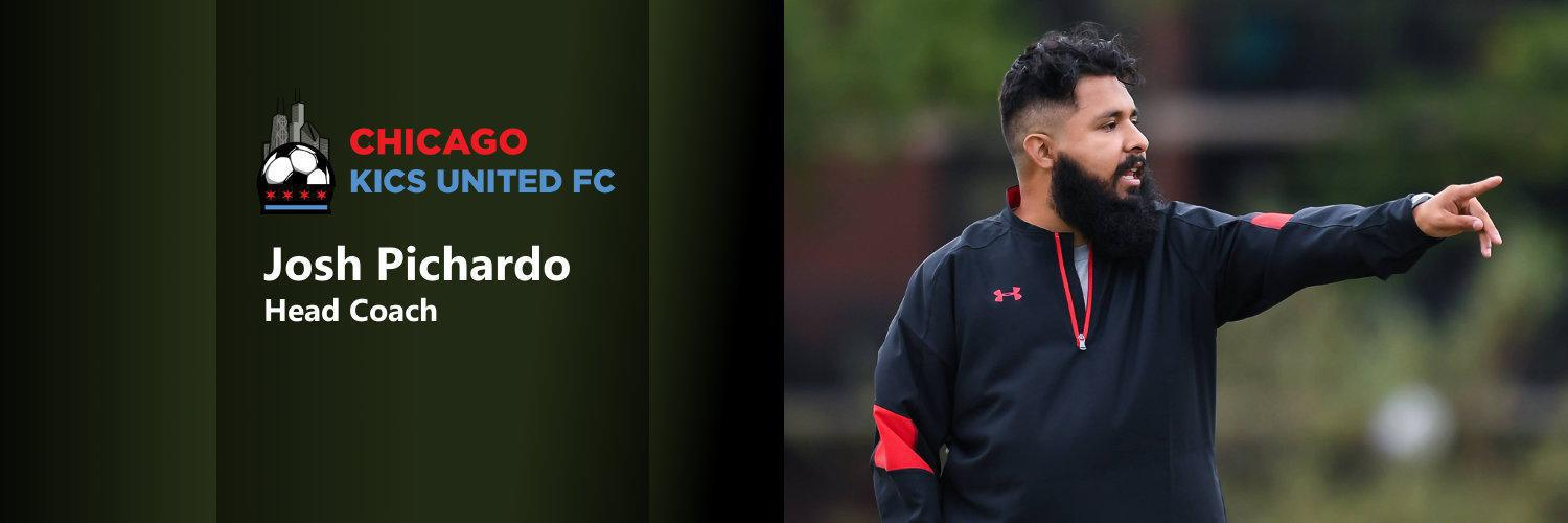 Josh Pichardo KICS Head Coach