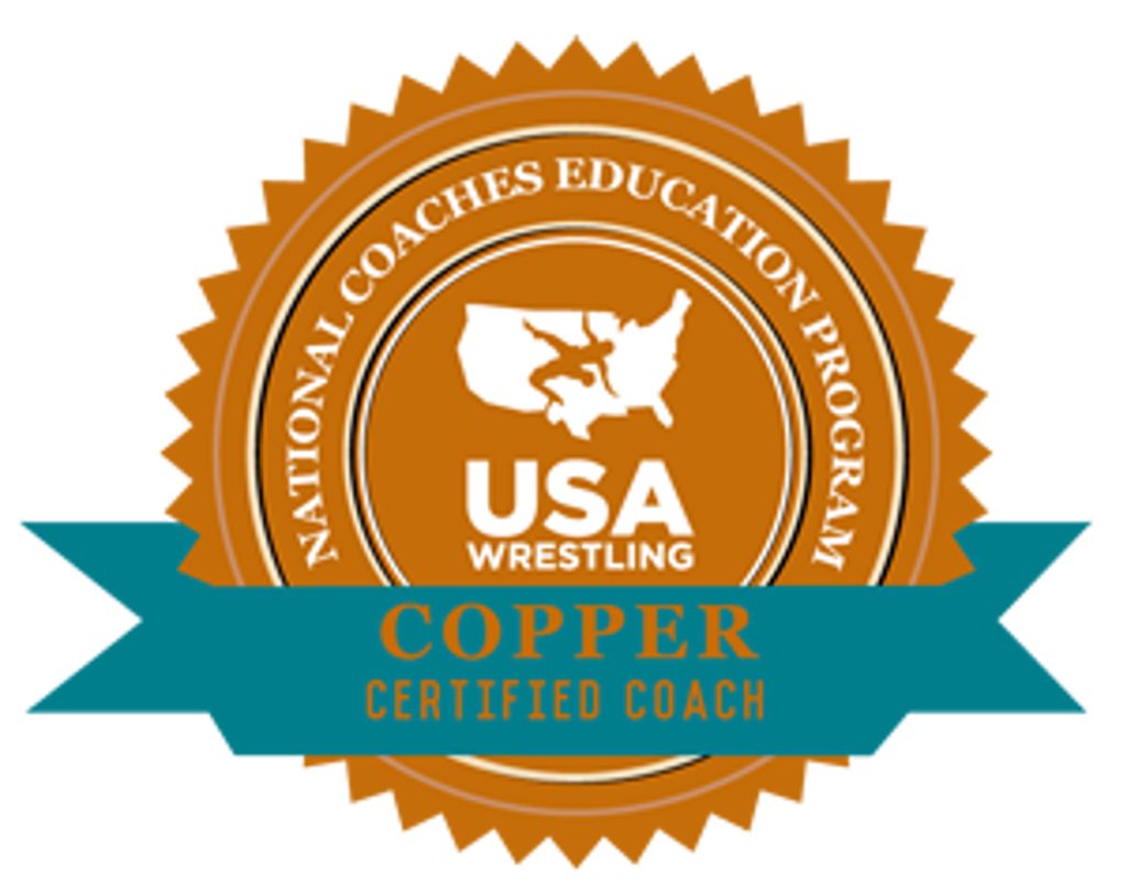 wrestling usa coaches education usaw level copper certification ncep third edition