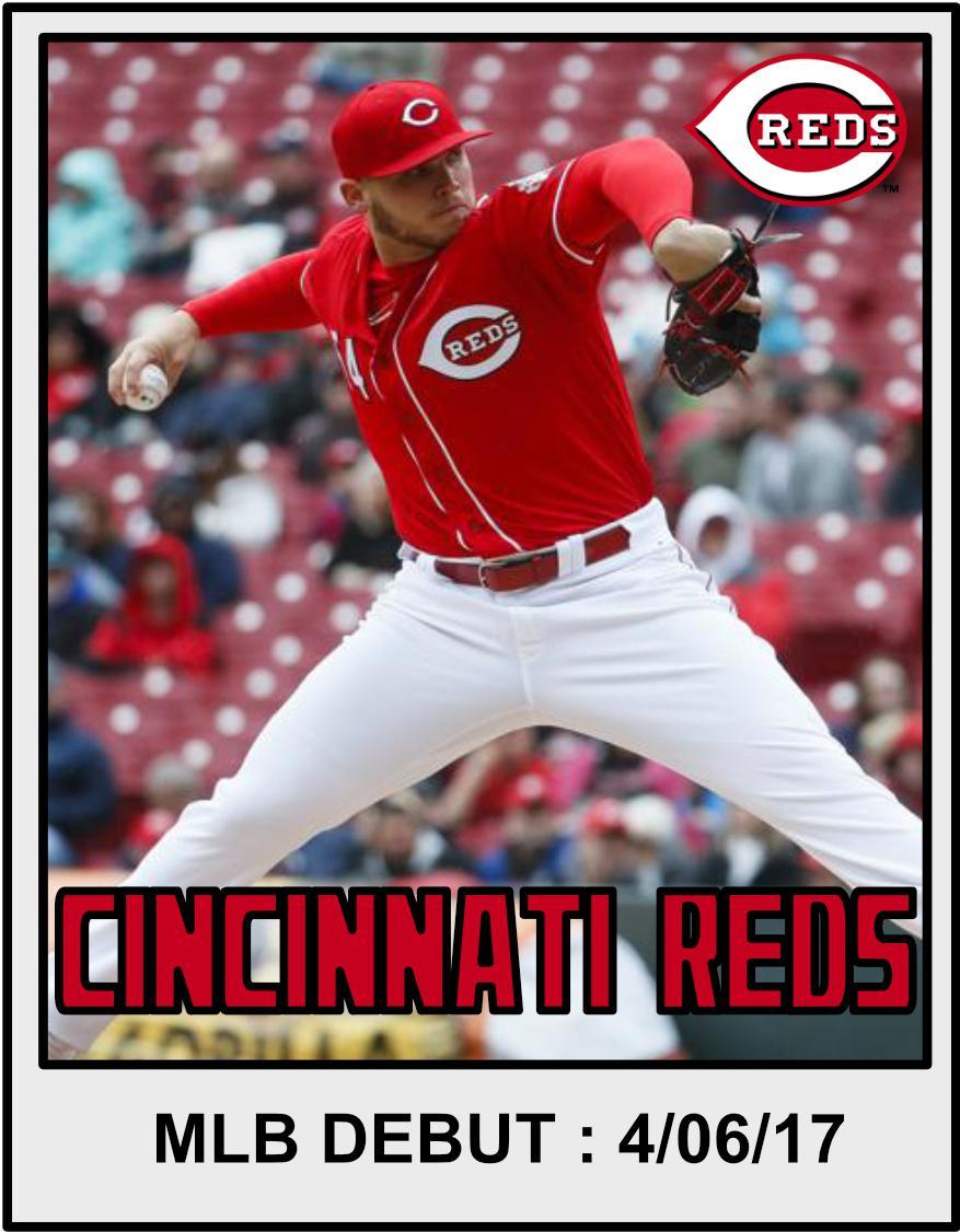 Rookie Davis MLB Baseball