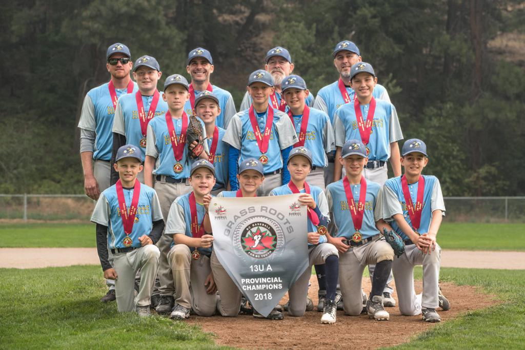 Congratulations to our Peewee A Provincial Champions!