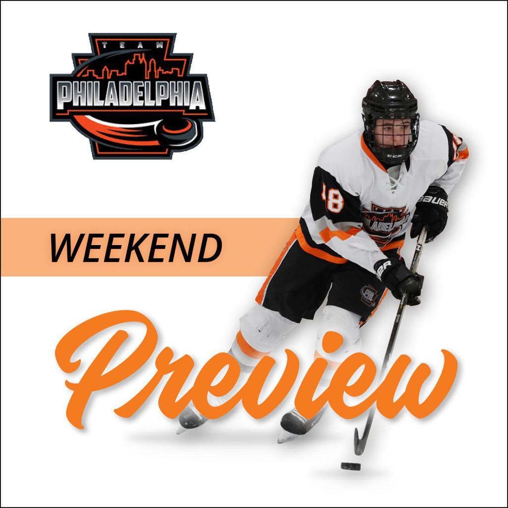 Team Philadelphia Weekend Preview – October 5 - 6, 2019.