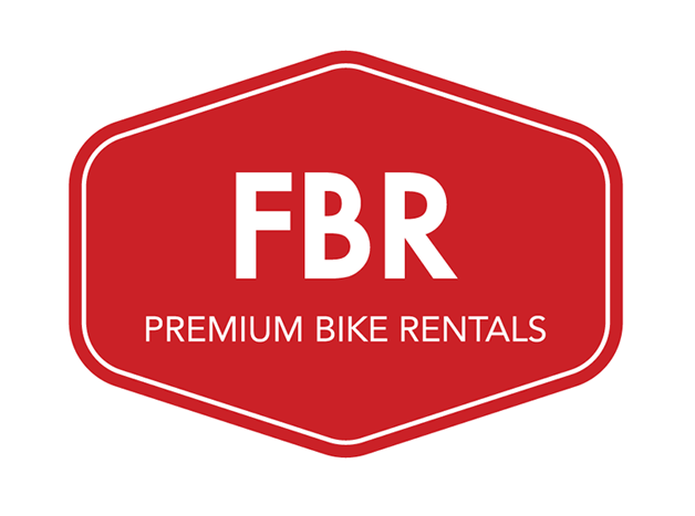 Official France Bike Rental partner logo