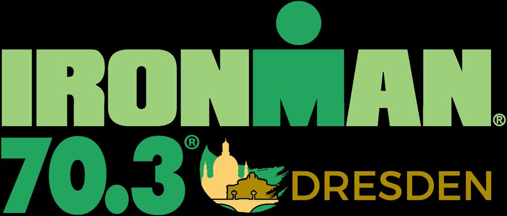 official IRONMAN 70.3 Dresden race logo