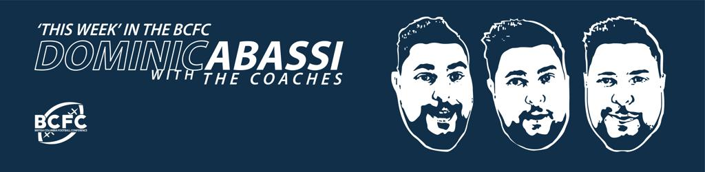 'THIS WEEK' With Dominic Abassi: COACH INTERVIEWS