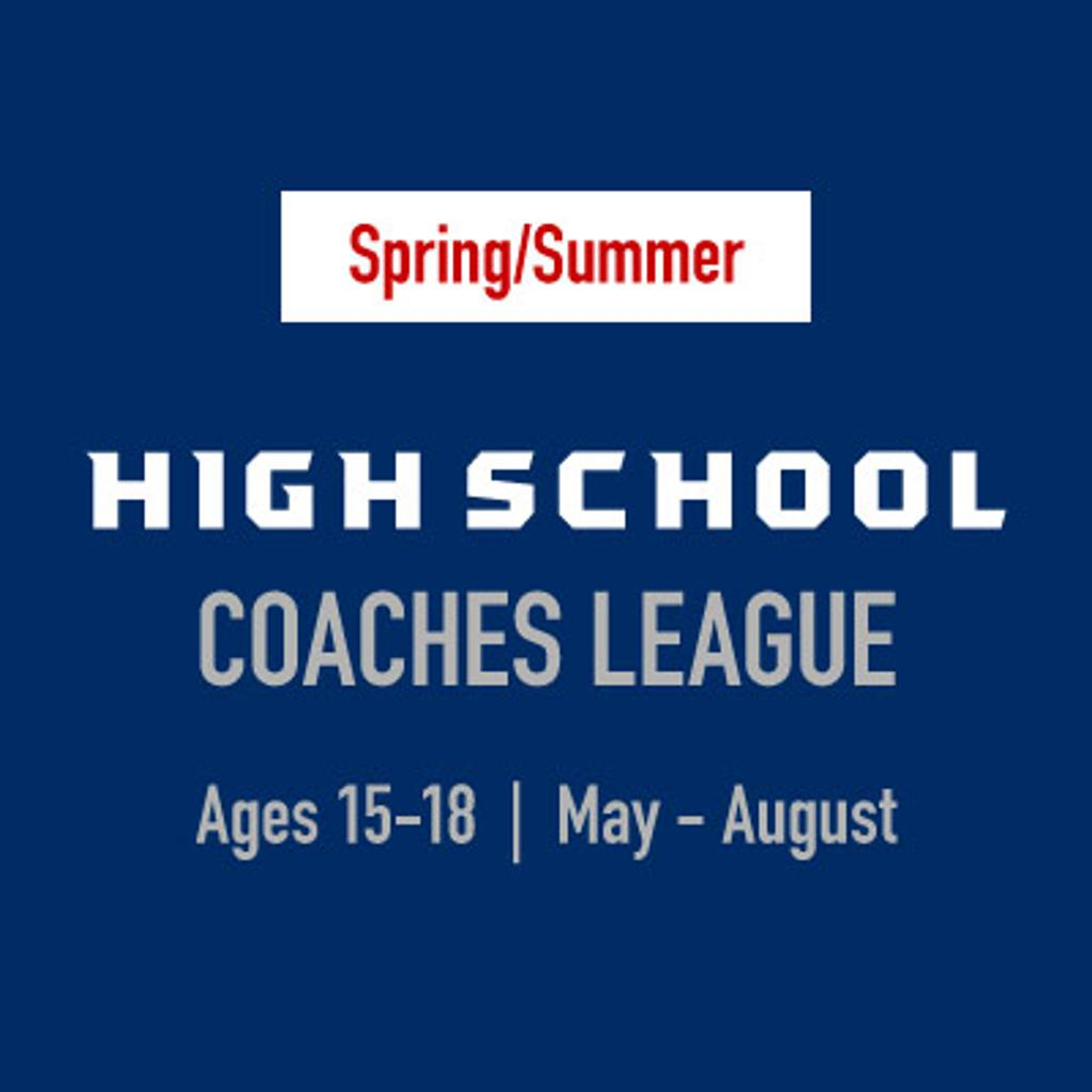 High School Summer Coaches League