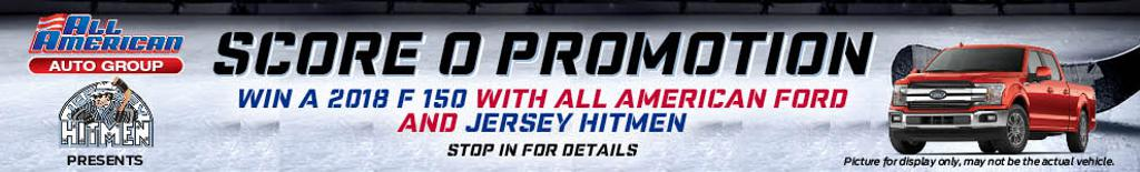 All American Ford Score-O Promotion