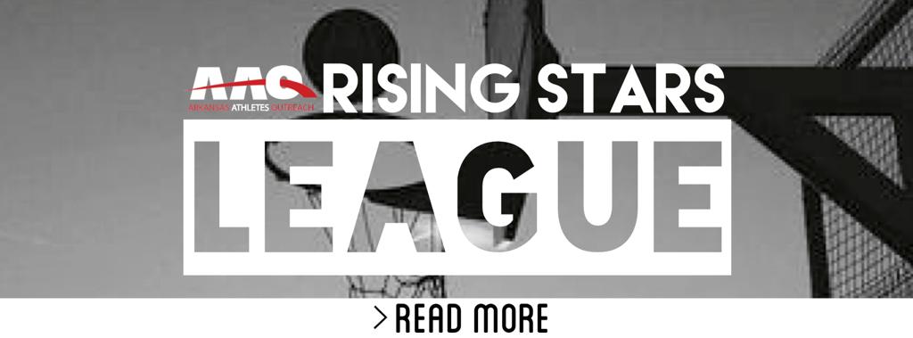 AAO RISING STARS BASKETBALL LEAGUE BOYS AND GIRLS 4TH GRADE