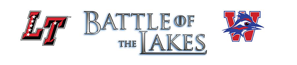 Battle of the Lakes Lake Travis vs Westlake 2017