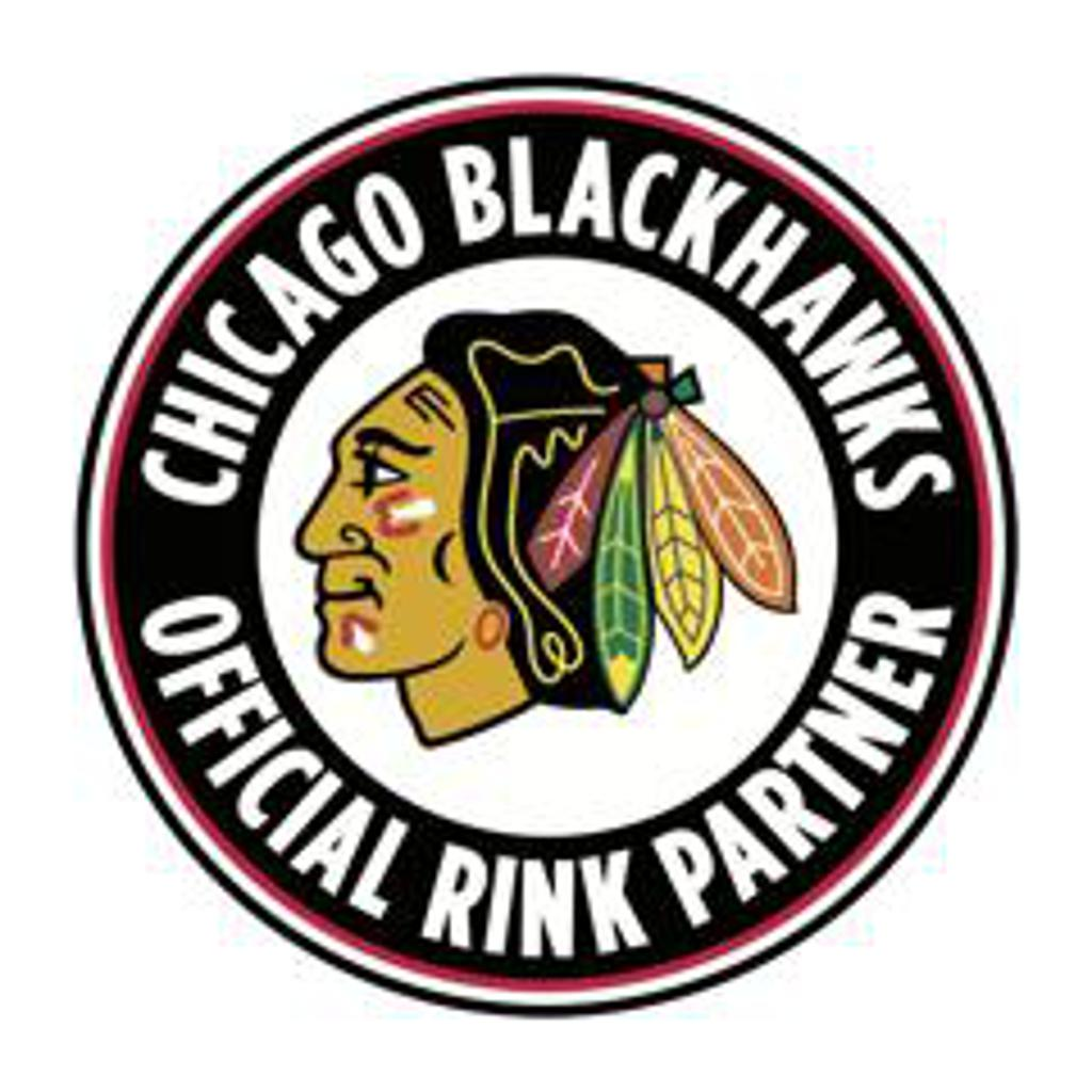 OFFICIAL RINK PARTNERS WITH THE CHICAGO BLACKHAWKS