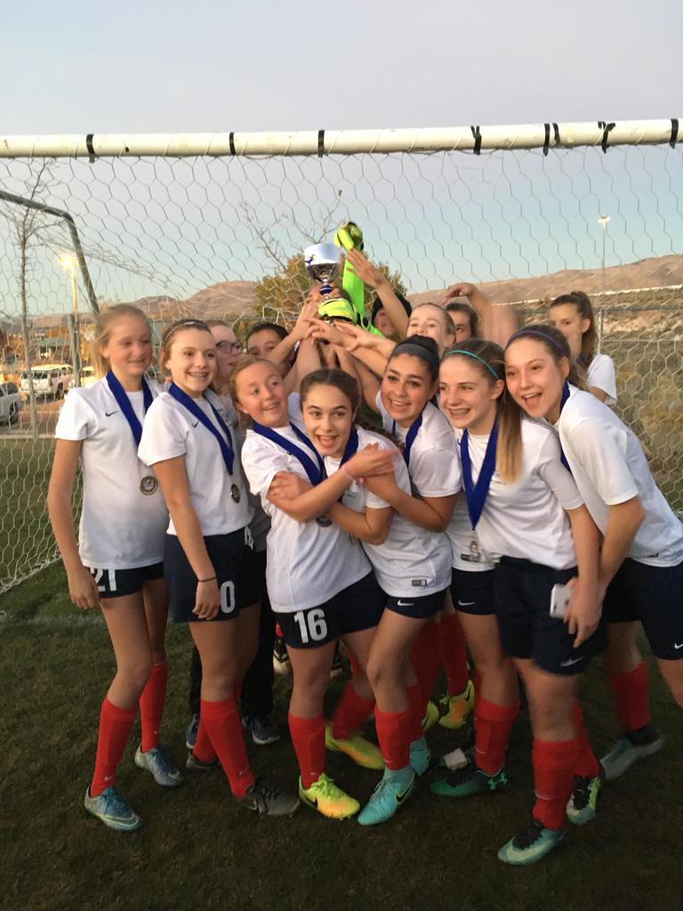 Nevada United Soccer Club