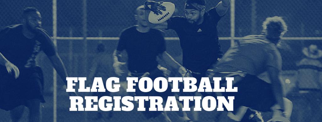 Houston Flag Football Registration