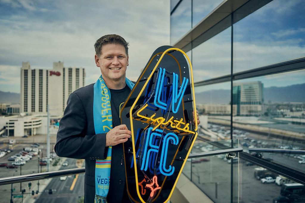 EXCLUSIVE INTERVIEW: Part II  Las Vegas Lights FC: Owner