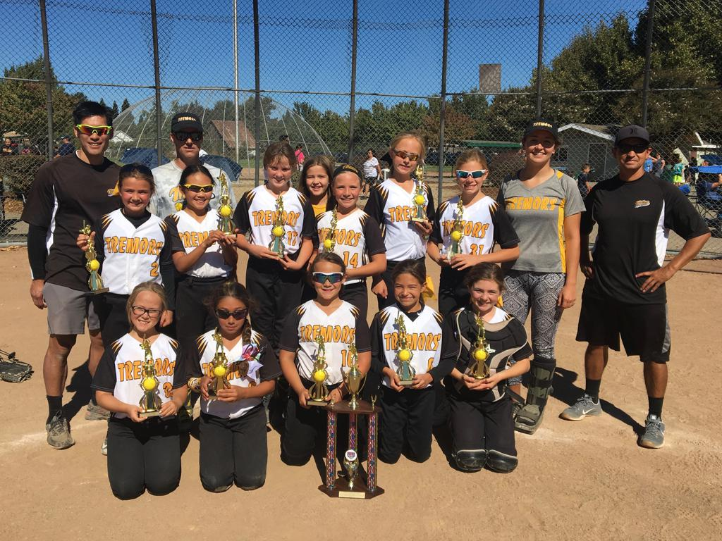 Fall 10U take Napa tournament Sept 16 2018