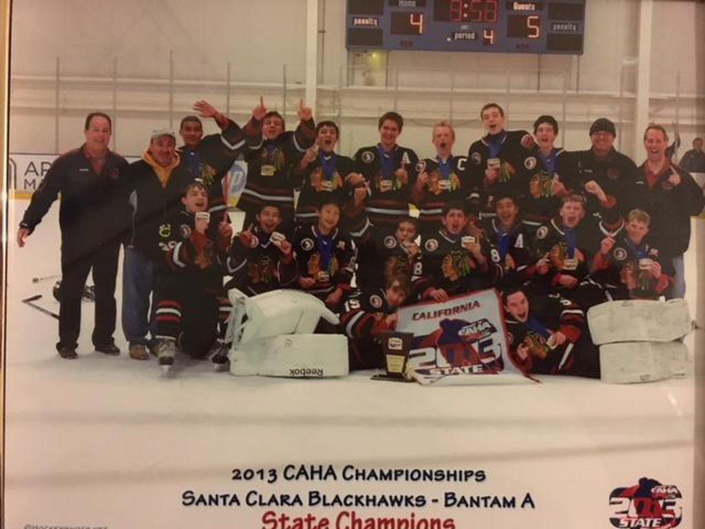Bantam A - CAAH Champions