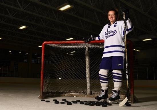 MN H.S.: Top 25 Players In Minnesota Girls' High School Hockey 2017-18