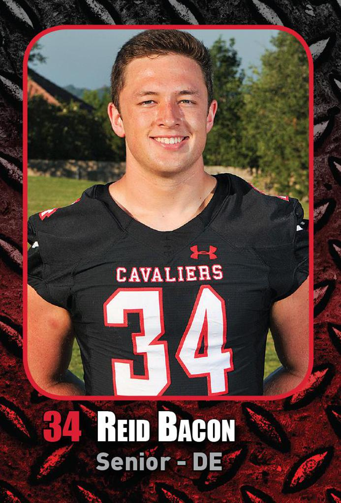 DISTRICT GAME 6 vs VANDEGRIFT HS - Defensive Player of the Week