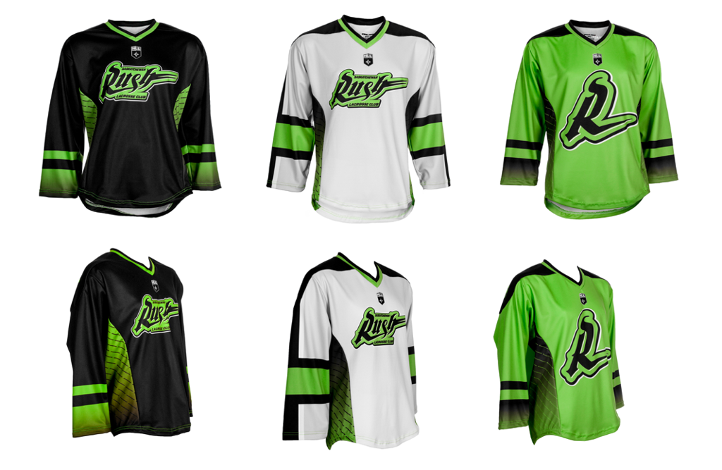 Rush Announce New Jerseys For 2017-2018 Campaign