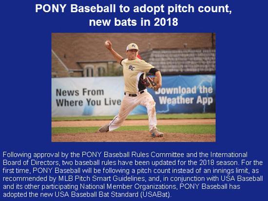 Diamond Bar Pony Baseball