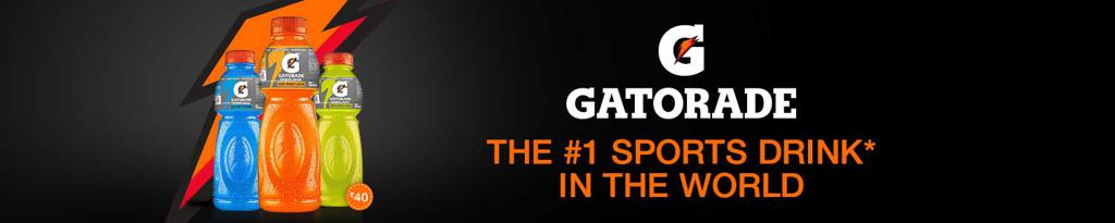 Gatorade, official sponsor of NFL Flag San Diego
