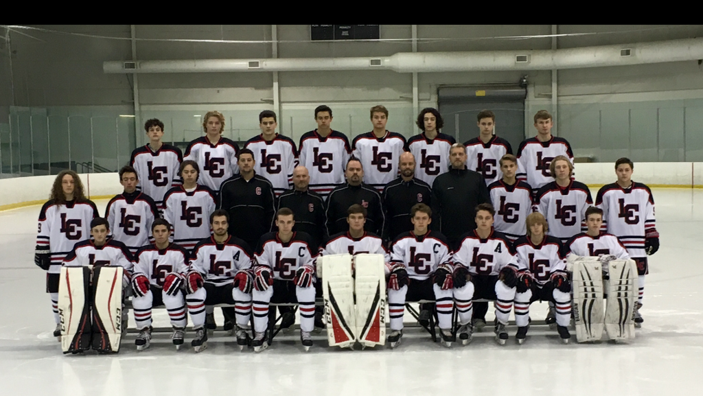 Churchill Chargers Varsity Hockey 2017-18
