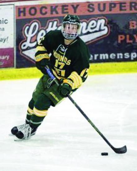 MN H.S.: Hockey's Healing Power