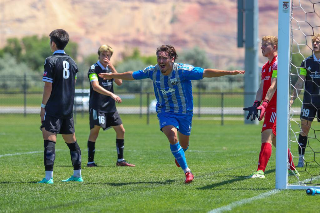 Jerry Gutierrez goal
